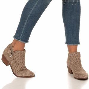 "Sam Edelman ""Paula"" Suede Ankle Boot"